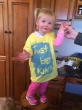 Kids Shirt: $5 donation